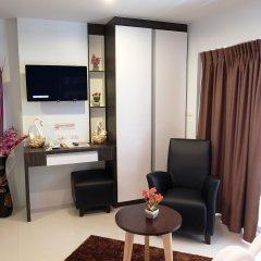 Апартаменты Sunset Apartments комната для гостей