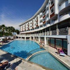 Отель Side Royal Paradise - All Inclusive бассейн