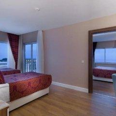 Litore Resort Hotel & Spa Турция, Окурджалар - отзывы, цены и фото номеров - забронировать отель Litore Resort Hotel & Spa - All Inclusive онлайн комната для гостей фото 3