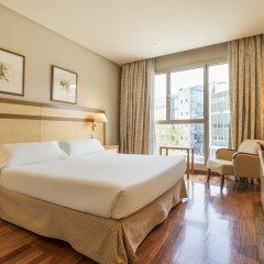 Отель Ilunion Alcala Norte Мадрид комната для гостей фото 5