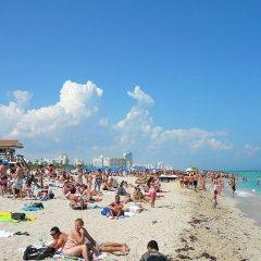 South Beach Plaza Hotel пляж фото 2