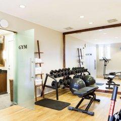 Отель Elite Savoy Мальме фитнесс-зал