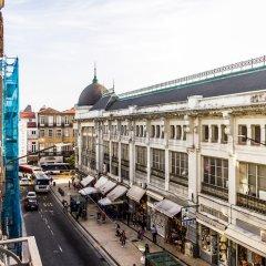 Апартаменты Liiiving In Porto - Bolhão Market Apartment Порту балкон