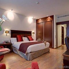 Отель Crowne Plaza Madrid Airport комната для гостей фото 5