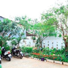 Отель Hoai Huong Homestay Далат парковка
