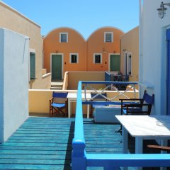 Отель Sea Side Beach Hotel Греция, Остров Санторини - отзывы, цены и фото номеров - забронировать отель Sea Side Beach Hotel онлайн питание