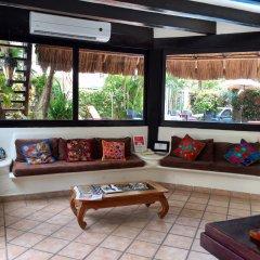 Отель Riviera Del Sol Плая-дель-Кармен комната для гостей