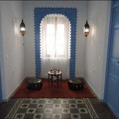 Hotel La Fonda del Califa интерьер отеля