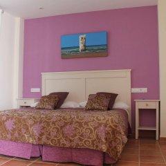 Отель Almadraba Conil Испания, Кониль-де-ла-Фронтера - отзывы, цены и фото номеров - забронировать отель Almadraba Conil онлайн комната для гостей фото 3