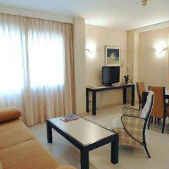 Отель Sercotel Suite Palacio del Mar Испания, Сантандер - отзывы, цены и фото номеров - забронировать отель Sercotel Suite Palacio del Mar онлайн комната для гостей фото 3