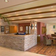 Отель Alva Hotel Apartments Кипр, Протарас - 3 отзыва об отеле, цены и фото номеров - забронировать отель Alva Hotel Apartments онлайн интерьер отеля