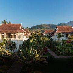 Отель The Luang Say Residence балкон