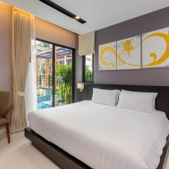 Отель The Charm Resort Phuket 4* Полулюкс с различными типами кроватей