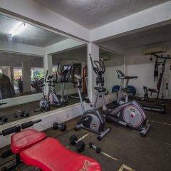 Отель OYO 12953 Home Pool View 2BHK Arpora Гоа фитнесс-зал
