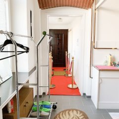 Апартаменты Delphin Apartment Вена комната для гостей фото 5