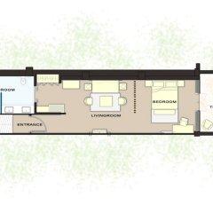 Отель Residence by Uga Escapes балкон