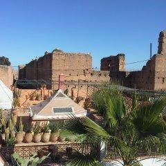 Отель Riad Maison-Arabo-Andalouse Марокко, Марракеш - отзывы, цены и фото номеров - забронировать отель Riad Maison-Arabo-Andalouse онлайн фото 14