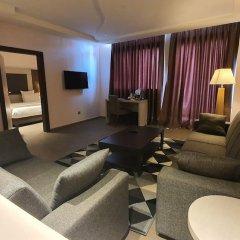Отель Grand Hotel Central Гвинея, Конакри - отзывы, цены и фото номеров - забронировать отель Grand Hotel Central онлайн комната для гостей фото 2