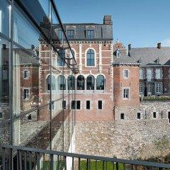 Отель Les Comtes De Mean Бельгия, Льеж - отзывы, цены и фото номеров - забронировать отель Les Comtes De Mean онлайн балкон
