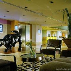 M Hotel Singapore интерьер отеля