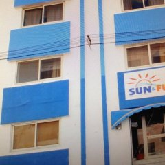 Sun And Fun Hotel Сан Джулианс вид на фасад