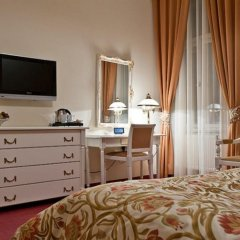 Отель Alqush Downtown Прага удобства в номере фото 2