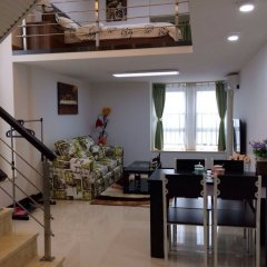 Апартаменты Mahattan Apartment Panyu Branch комната для гостей