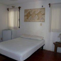 Отель Hostal Haina Мексика, Канкун - отзывы, цены и фото номеров - забронировать отель Hostal Haina онлайн комната для гостей фото 6