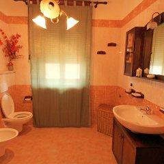 Апартаменты Apartment Le Betulle Чистерна-д'Асти ванная