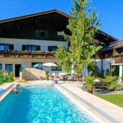 Отель Haus am Moos Австрия, Зальцбург - отзывы, цены и фото номеров - забронировать отель Haus am Moos онлайн бассейн