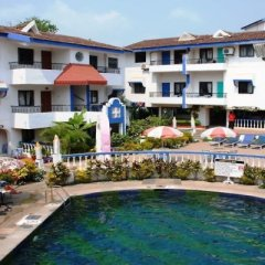 Отель Alegria - The Goan Village фото 15