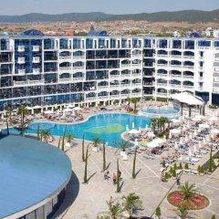 Arcadia Spa Hotel пляж
