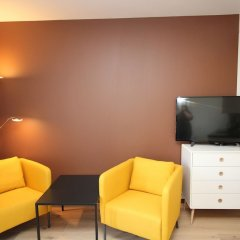 Отель Nordic Host Luxury Apts - Sørenga 175 комната для гостей фото 4