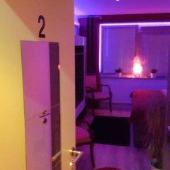 Отель Chez-Ronny Германия, Гамбург - отзывы, цены и фото номеров - забронировать отель Chez-Ronny онлайн ванная