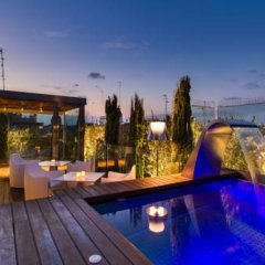 Отель Valencia Luxury Attic La Paz Испания, Валенсия - отзывы, цены и фото номеров - забронировать отель Valencia Luxury Attic La Paz онлайн бассейн фото 2