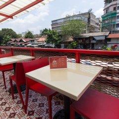 Отель Zen Rooms Damrongrak Road Бангкок балкон