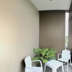 Отель Villa Ozone Pattaya балкон