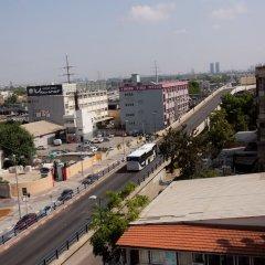 Отель Nahalat Yehuda Residence балкон