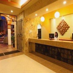 Отель Binniguenda Huatulco - Все включено интерьер отеля фото 2