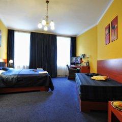 Hotel Arte Брно комната для гостей