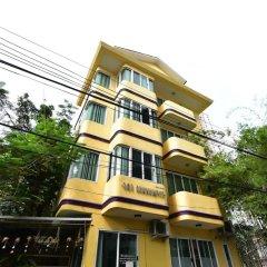 Апартаменты 101 Serviced Apartment Sukhumvit 22 Бангкок парковка