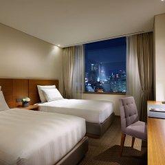 Отель Lotte City Hotel Myeongdong Южная Корея, Сеул - 2 отзыва об отеле, цены и фото номеров - забронировать отель Lotte City Hotel Myeongdong онлайн комната для гостей фото 6