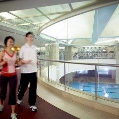 Отель JW Marriott Hotel Seoul Южная Корея, Сеул - 1 отзыв об отеле, цены и фото номеров - забронировать отель JW Marriott Hotel Seoul онлайн фитнесс-зал фото 4