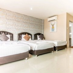 Отель Tawaen Beach Resort комната для гостей фото 3