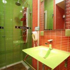 Отель Jo Inn Madrid Испания, Мадрид - отзывы, цены и фото номеров - забронировать отель Jo Inn Madrid онлайн ванная