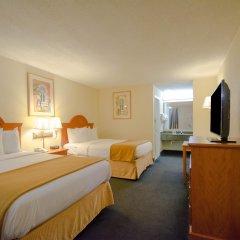 Отель Quality Inn Sarasota North комната для гостей