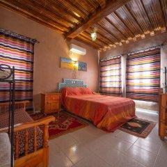 Отель Zaghro Марокко, Уарзазат - отзывы, цены и фото номеров - забронировать отель Zaghro онлайн комната для гостей фото 5