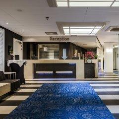 Eden Hotel Amsterdam интерьер отеля