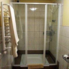 Отель Globtroter Польша, Краков - отзывы, цены и фото номеров - забронировать отель Globtroter онлайн ванная фото 2