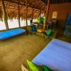 Отель Back of Beyond - Safari Lodge Yala балкон